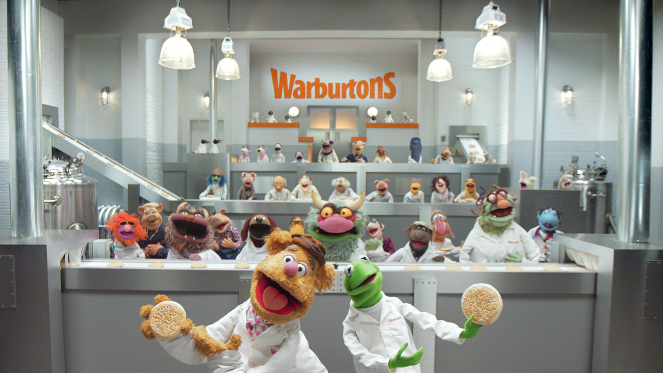 Warburtons - The Muppets